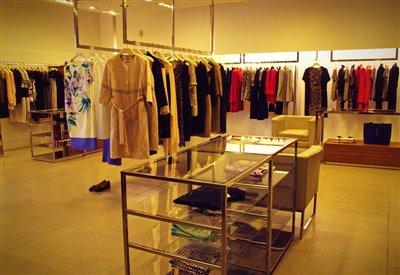 فروشنده پوشاک