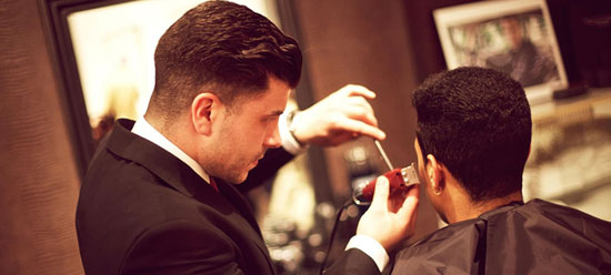 آرایشگر مردانه