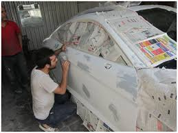 نقاش خودرو