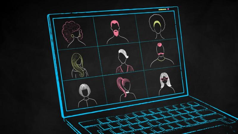 افزایش جذابیت جلسات جلسات آنلاین را چطور انجام دهیم؟