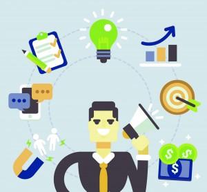آشنایی با شغل بازاریابی