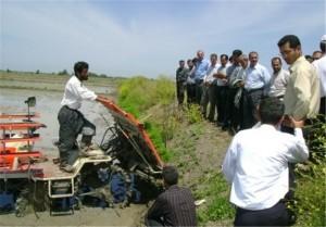 افتتاح ۳۰ پروژه کشاورزی در استان و اشتغال زایی ۵۹۶ نفری